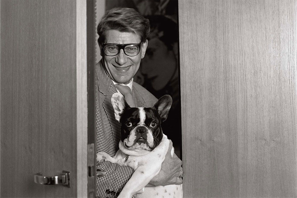 Moujik e Yves Saint Laurent